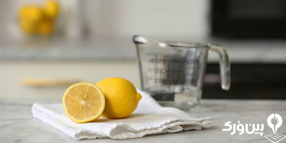 کاربرد لیمو ترش در خانه