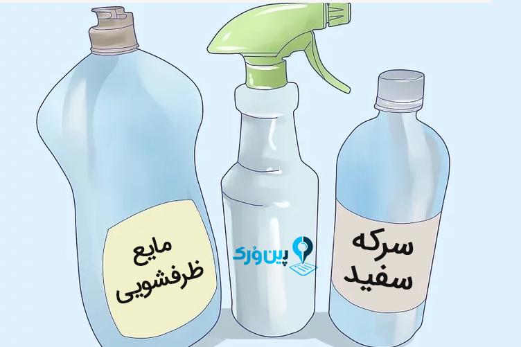 نحوه تمیز کردن آشپزخانه33