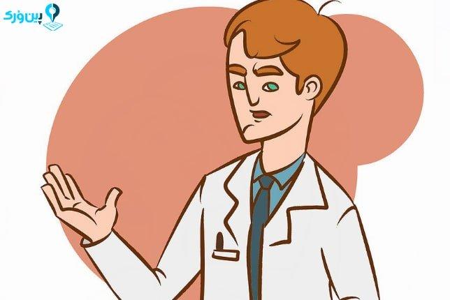 درمان فیستول با مشورت پزشک