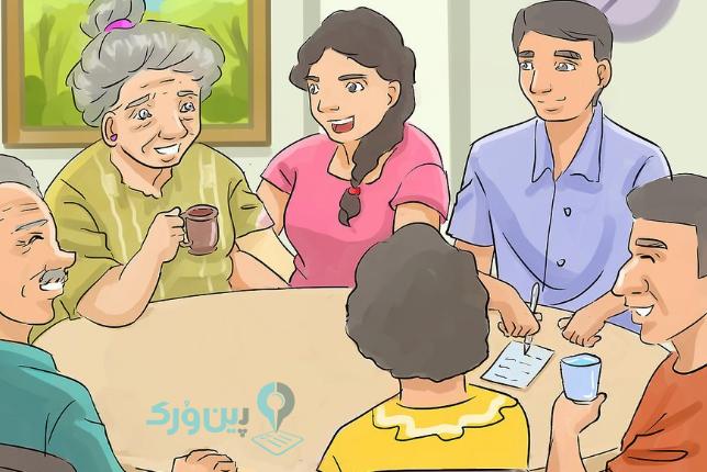 چگونه زندگی خانوادگی خوبی داشته باشیم 5