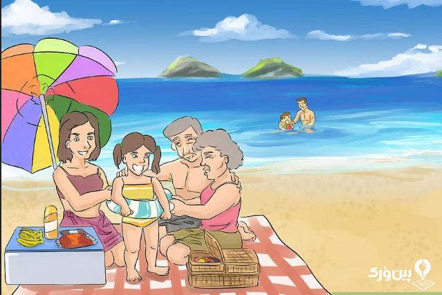 چگونه زندگی خانوادگی خوبی داشته باشیم 7
