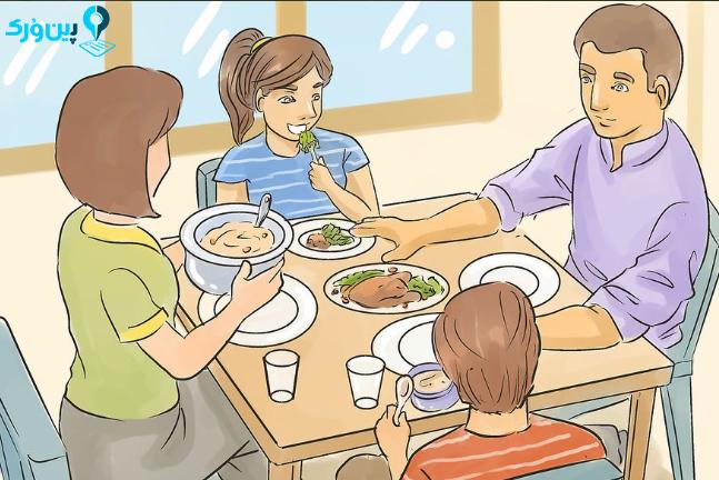 چگونه زندگی خانوادگی خوبی داشته باشیم 8
