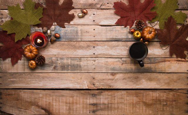 خانهداری در پاییز
