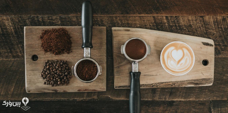 انواع مختلف قهوه