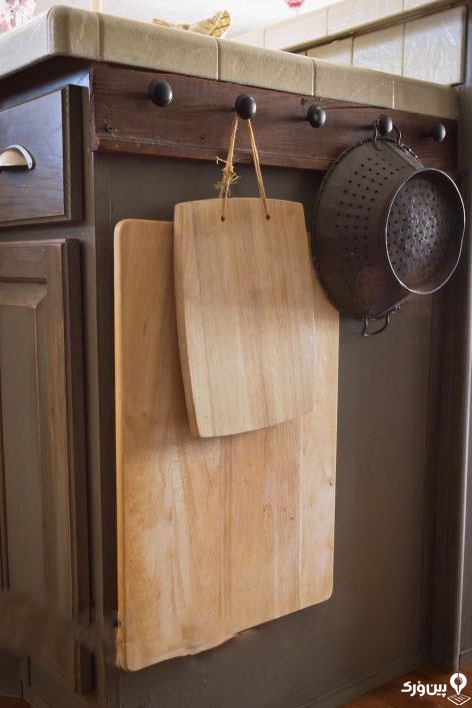 استفاده از بهینه از فضای آشپزخانه