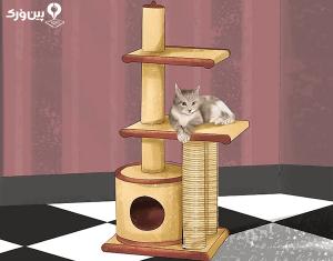 خانه گربه