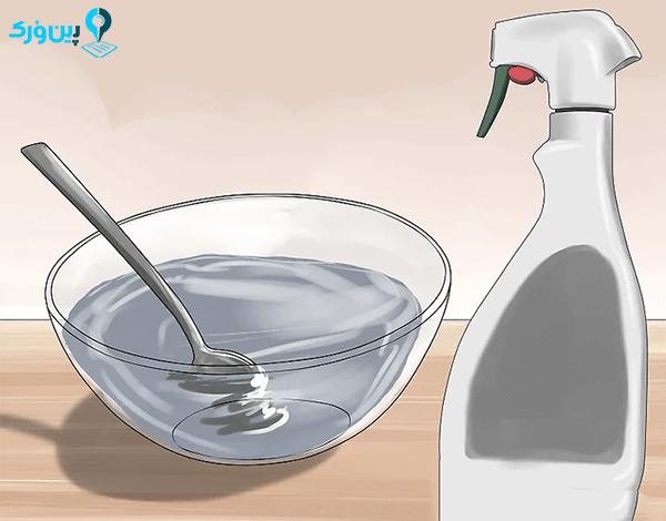 سفیدکننده برای نظافت