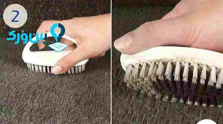 بهترین راه از بین بردن لکه نوشابه از روی مبل