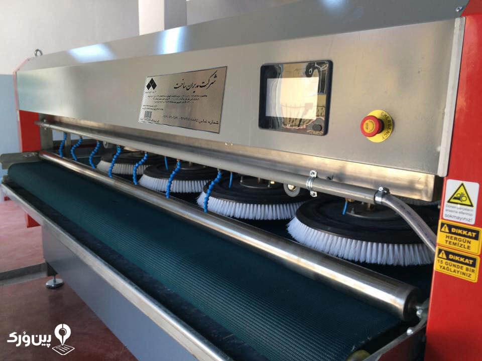 قالیشویی با تجهیزات مدرن و به روز