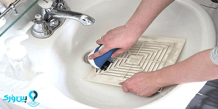 تمیزکردن هواکش خانگی