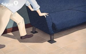 جابجایی وسایل سنگین با اسلایدرها