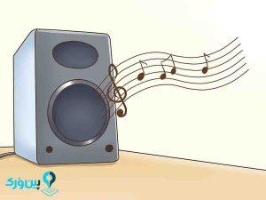 پخش موسیقی شاد در حین کار