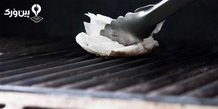 کاملترین روش تمیز کردن باربیکیو و کباب پز