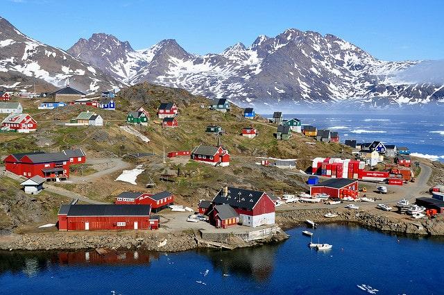 بزرگترین جزیره جهان