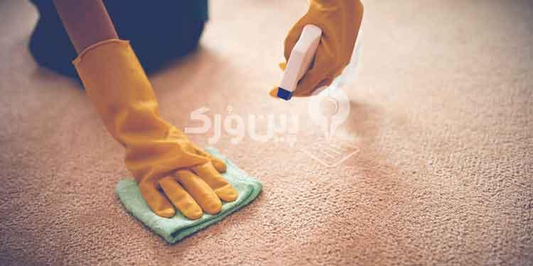 اصول و نکات شستشوی فرش و موکت