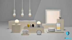 سیستم نور در خانه هوشمند
