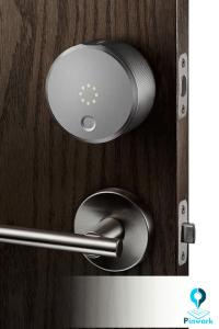 قفل در خانه هوشمند