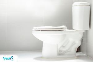 توالت فرنگی دو تکه
