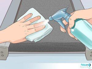 تمیز کردن تردمیل