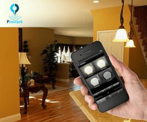 لامپ ها در خانه هوشمند