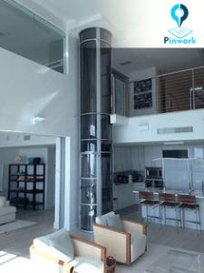 آسانسور در خانه هوشمند