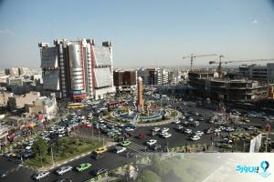 نظافت غرب تهران