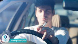 رفع بوی سیگار از ماشین
