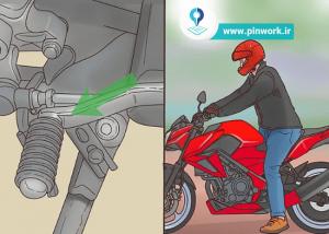 آموزش موتورسواری