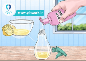 روشن کردن مو با لیمو