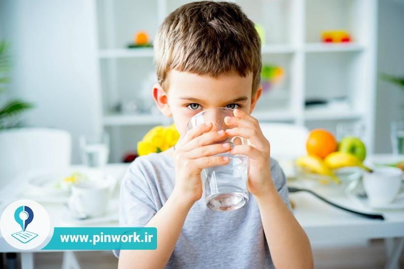 آب آشامیدنی سالم