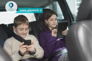 اشتراک گذاری اتصال در خودرو