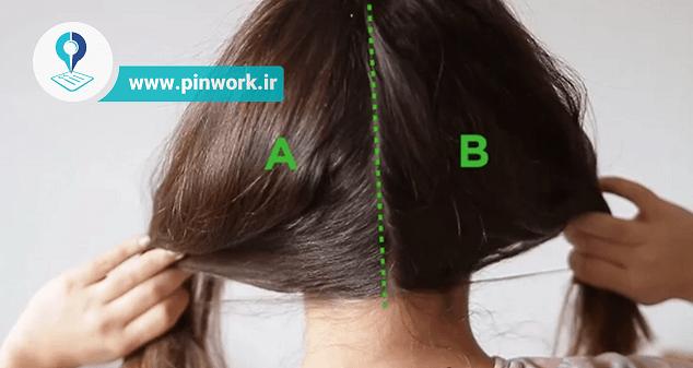 آموزش بافتن مو