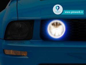 روشن ماندن چراغ ماشین