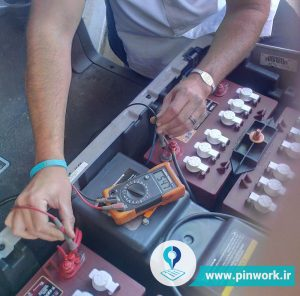 شارژ کردن باتری ماشین
