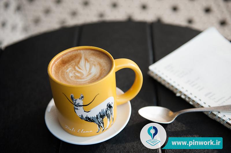 قهوه با عسل