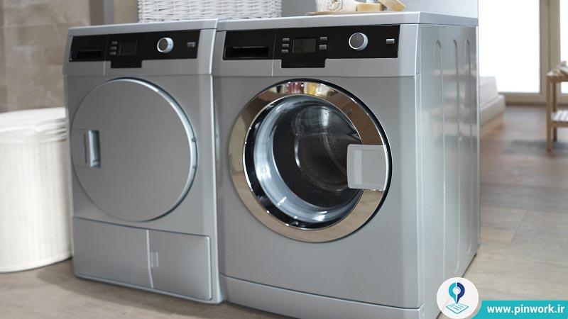 ماشین لباسشویی و خشککن
