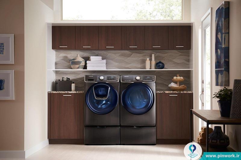 لباسشویی و خشککن