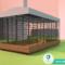 ساخت خانه برای جوجه تیخی