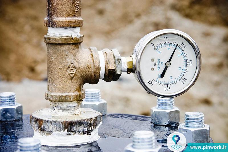 فشار آب