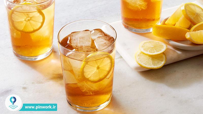 چای یخی