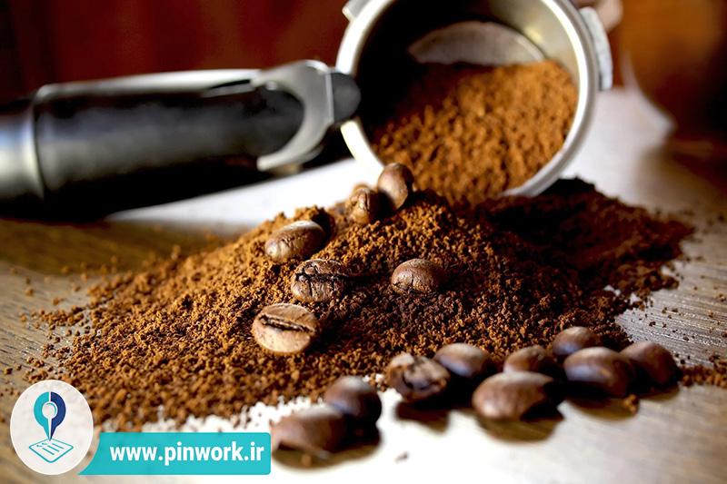 قهوهی فوری و قهوهی آسیاب شده