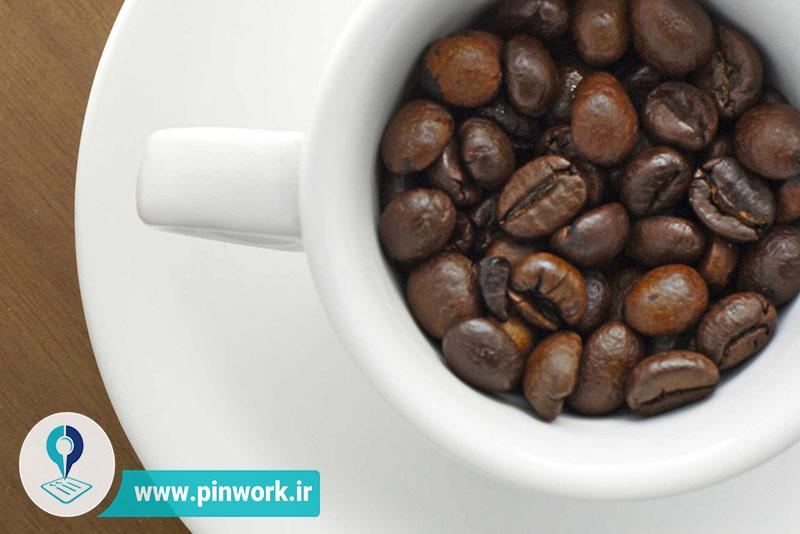 گیلاس قهوه