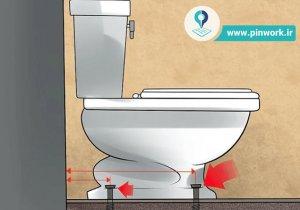 انتخاب توالت فرنگی