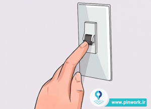نصب فن سرویس بهداشتی