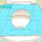 روکش صندلی توالت فرنگی