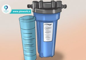 کاهش فلزات سنگین آب