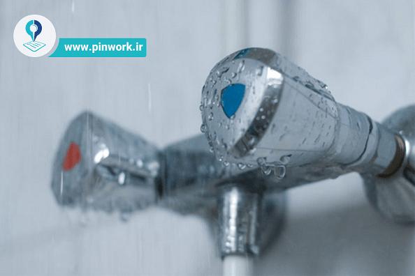 رفع چکه کردن شیر آب