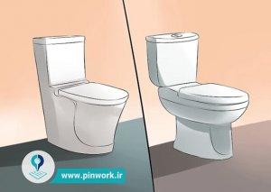 راهنمای انتخاب توالت فرنگی