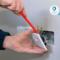 آموزش نصب کلید و پریز برق
