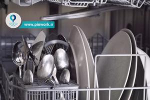 علت خشک نکردن ماشین ظرفشویی